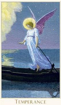 Романтическоe таро - Страница 2 15