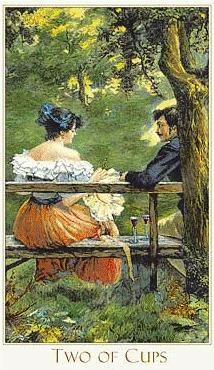 Романтическоe таро - Страница 2 24
