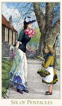 Романтическоe таро - Страница 3 42