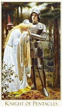 Романтическоe таро - Страница 3 48