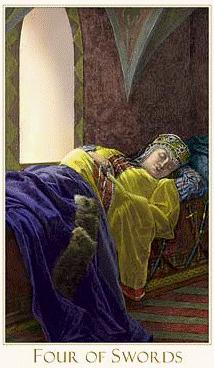 Романтическоe таро - Страница 4 54