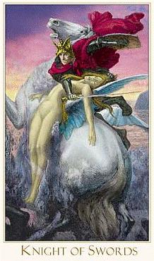 Романтическоe таро - Страница 4 62