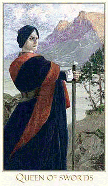 Романтическоe таро - Страница 4 63