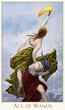 Романтическоe таро - Страница 4 65