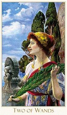 Романтическоe таро - Страница 4 66