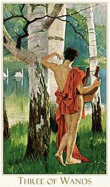 Романтическоe таро - Страница 4 67