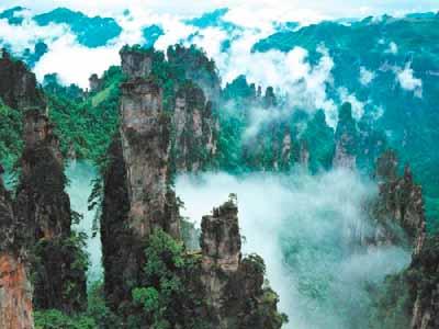 Ландшафты Китая