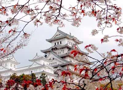 Замки Японии 2